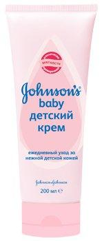 Крем Для детей ТМ Johnsons Baby
