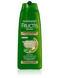 Шампунь-бальзам Для сухих и повреждённых волос ТМ Garnier fructis