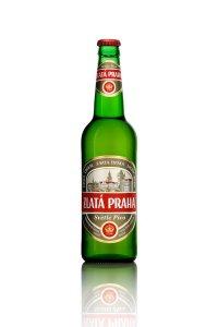 Пиво Злата Прага