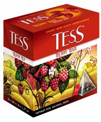 Чай чёрный ТМ Tess