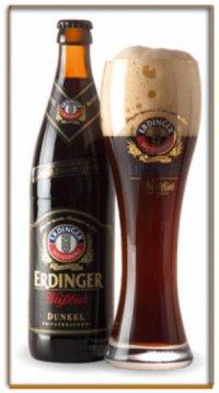Пиво Erdinger Dunkel (Эрдингер Дункель)
