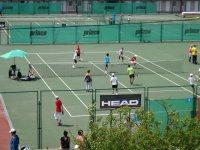 Украинский Теннисный Центр (УТЦ) в с. Петровское