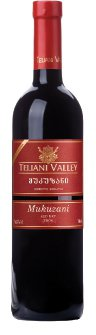 Вино Грузии Красное Сухое ТМ Teliani Valley