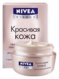 Крем для лица NIVEA Красивая кожа увлажняющий