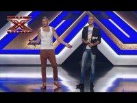 Саша Попов и Вадим Мовчан (X Фактор 4)