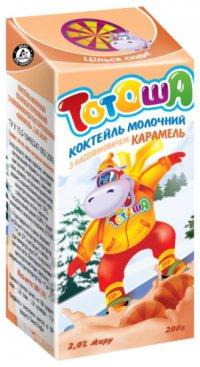 Молочный напиток Для детей ТМ Тотоша
