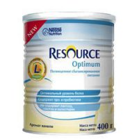 Смесь Resource Optimum (Nestle)