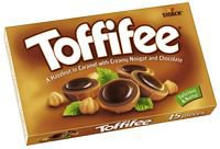 Конфеты в коробке ТМ Toffifee