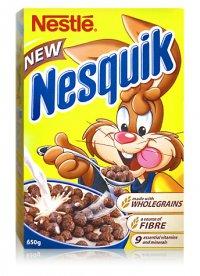Завтраки Nesquik