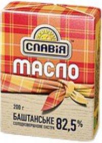 """Масло сливочное """"Баштанское"""""""