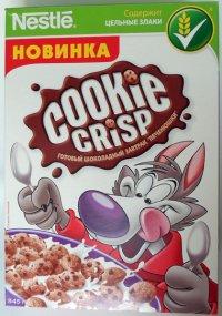 Завтраки Cookie Crisp