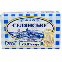 """Масло сливочное """"Люстдорф"""" Селянское"""