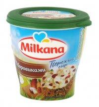 Сыр творожный ТМ Milkana