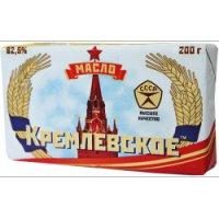 """Масло сливочное """"Кремлевское"""""""