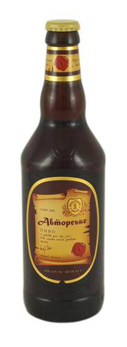 Пиво Тёмное ТМ Перша Приватна Броварня