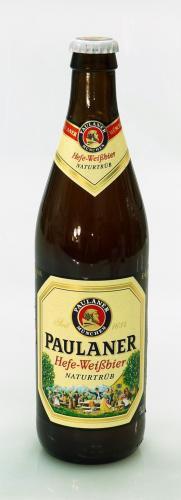 Пиво Тёмное ТМ Paulaner