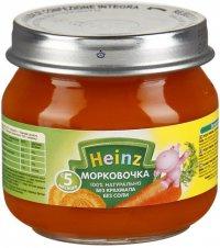 Овощное пюре Для детей ТМ Heinz