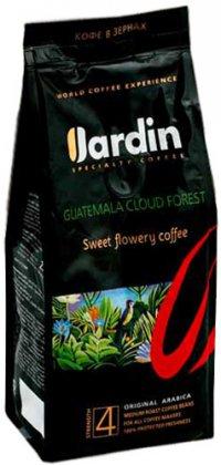 Кофе в зёрнах ТМ Jardin