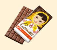 Шоколад Молочный ТМ Roshen