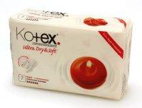 Прокладки гигиенические 6 крапинок ТМ Kotex