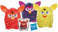 игрушки Furby (Ферби)