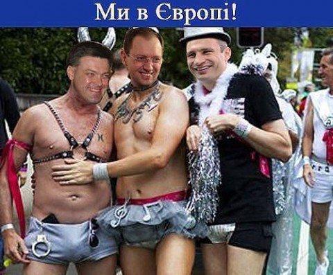 Виталий Кличко -