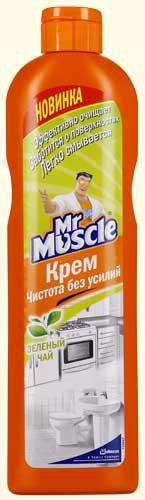 Чистящее средство Крем ТМ Mr.Muscle