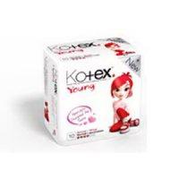 Прокладки гигиенические Для подростков ТМ Kotex
