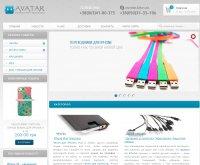 AVATAR Интернет-магазин аксессуаров для телефонов