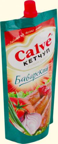 Кетчуп ТМ Calve