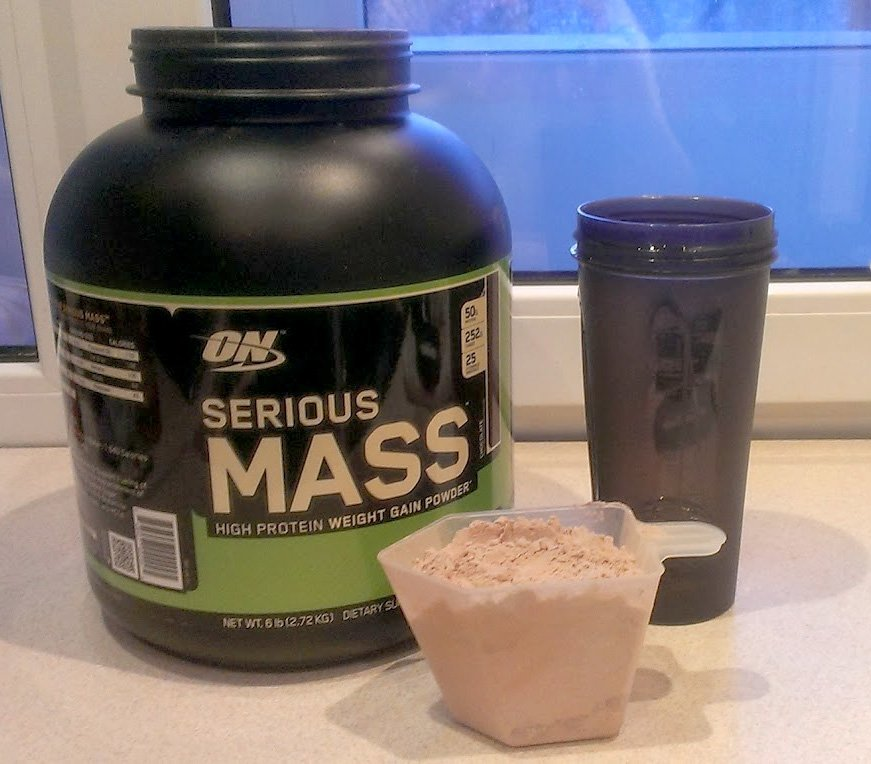 Serious Mass Optimum Nutrition -