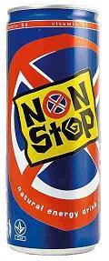 Энергетический напиток ТМ Non Stop Energy