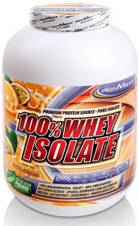 100% Whey Isolate IronMaxx