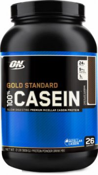 100% Casein Gold Standard Optimum Nutrition