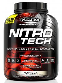 Nitro-Tech Performance Series MuscleTech