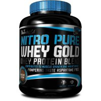 Nitro Pure Whey Gold BioTech (USA)