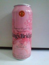 Слабоалкогольные напитки ТМ King`s Bridge