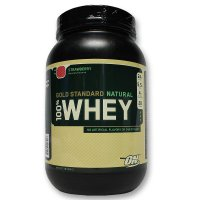 100% Natural Whey Protein Optimum Nutrition