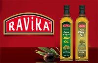 Оливковое масло «Равика»