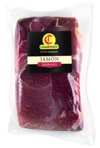 Мясной деликатес сыровяленый ТМ Casademont - Ветчина Хамон Серано (Jamon Serrano Ham) натуральная