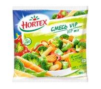 Замороженные овощи Смесь ТМ Hortex