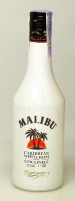 Ликёр Англия ТМ Malibu