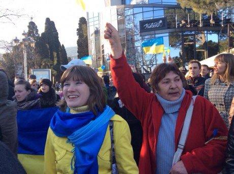 Референдум в Крыму -