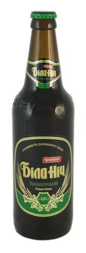 Пиво Нефильтрованное ТМ Чернігівське