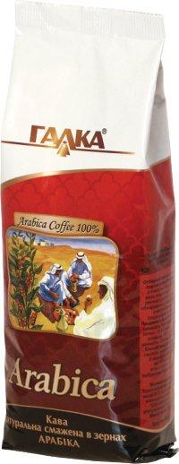 Кофе в зёрнах ТМ Галка