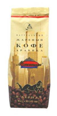 Кофе в зёрнах ТМ Manhattan