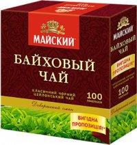 Чай чёрный ТМ Майский
