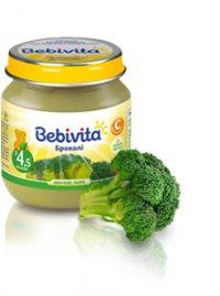 Овощное пюре Для детей ТМ Bebivita