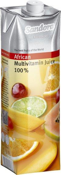 Сок Мультивитамин ТМ Sandora