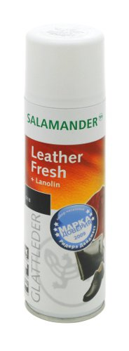 Аэрозоль Чёрный для кожи ТМ Salamander